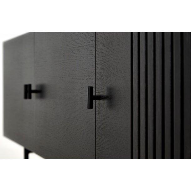 Woud - Array skænk 180 egefinér/sort