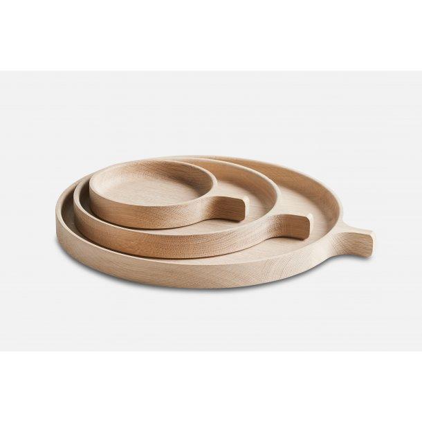 Woud - Racket Tray medium, eg