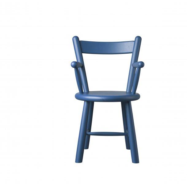 Børge Mogensen børnestol - P9 - Blå