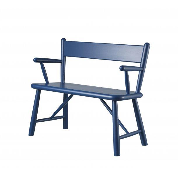 Børge Mogensen børnebænk - P11 - Blå