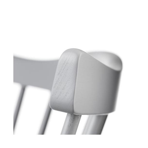J52B spisebordsstol <br>(Grå)