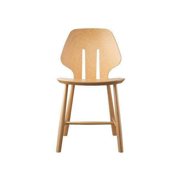 J67 spisebordsstol <br>(bøg)