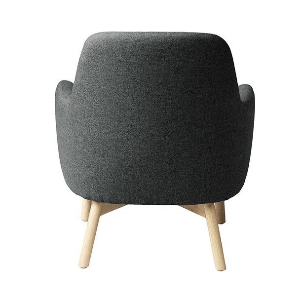 Gesja L33 lænestol<br>(grå)