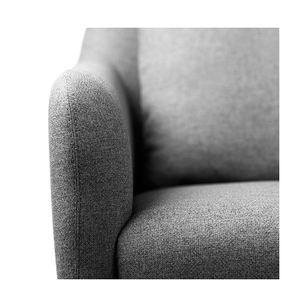 Gesja L34 sofa<br>(lysegrå)