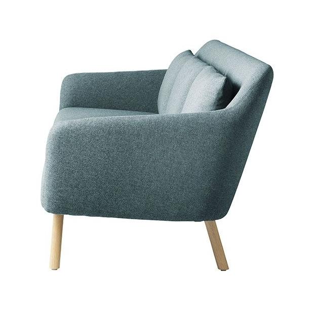 Gesja L34 sofa<br>(petroleumsblå)