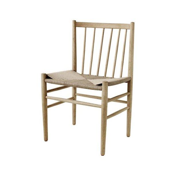 J80 spisebordsstol <br>(Matlakeret eg)