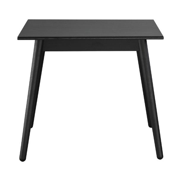 C35A spisebord til 4-8 pers <br>(eg/sort)