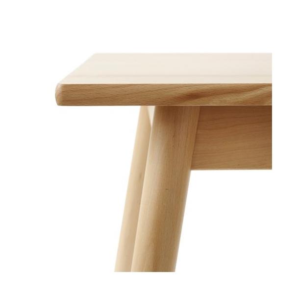 C35A spisebord til 4-8 pers (Lakeret bøg)