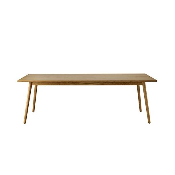 bord eg C35C spisebord til 8 12 personer (Matlakeret eg) FDBdesign.dk bord eg