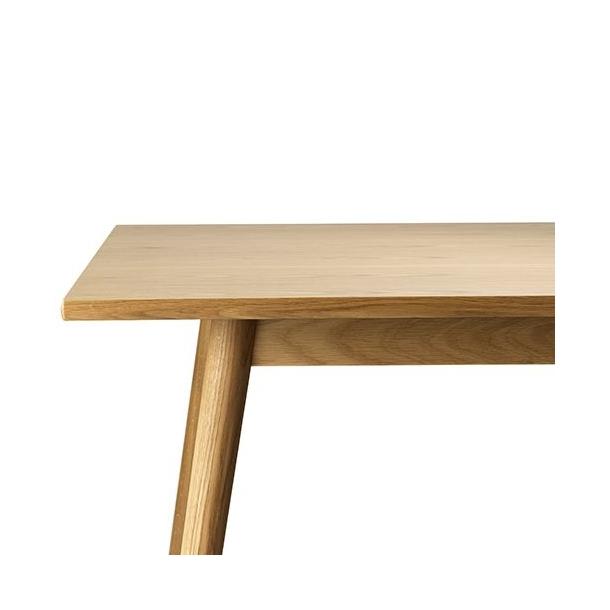 C35C spisebord til 8-12 pers <br> (Matlakeret eg)