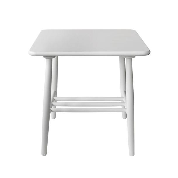 D20 hjørnebord <br>(hvid)