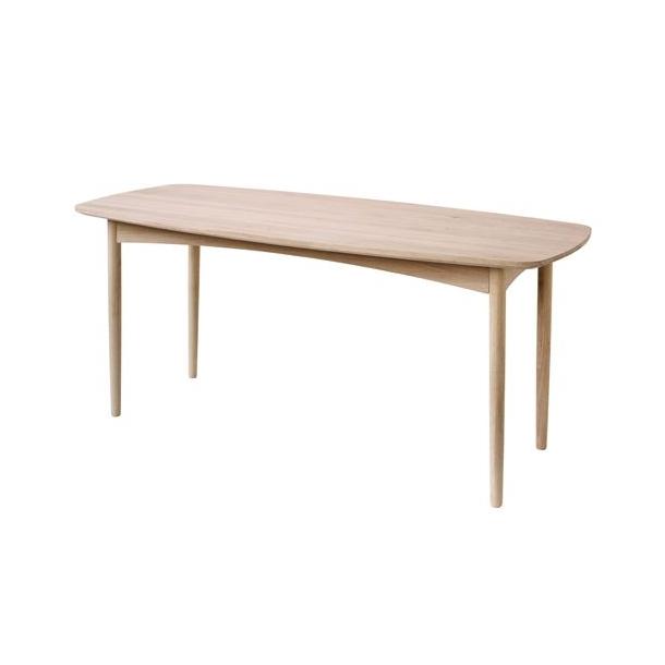 D24 sofabord <br>(sæbebehandlet eg)