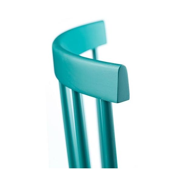 J46 spisebordsstol<br>(Petroleumsblå)