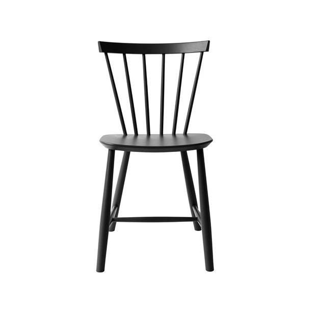 fdb stole Sort J46 spisebordsstol fra FDB Møbler   Poul M. Volther  fdb stole