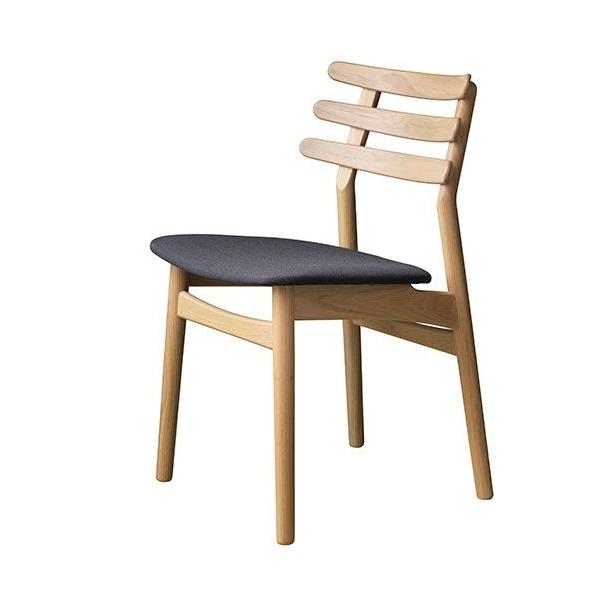 J48 spisebordsstol (eggrå)
