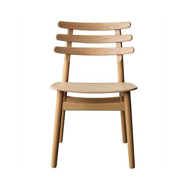 J48 spisebordsstol <br>(matlakeret eg)