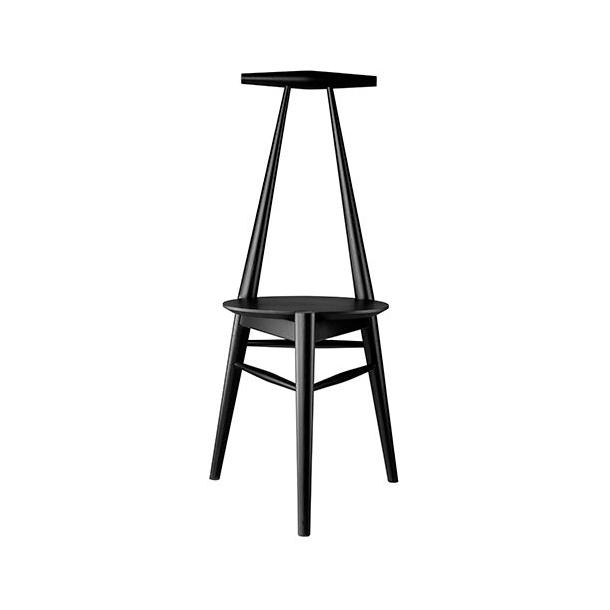 Anker - stol<br>(sort)