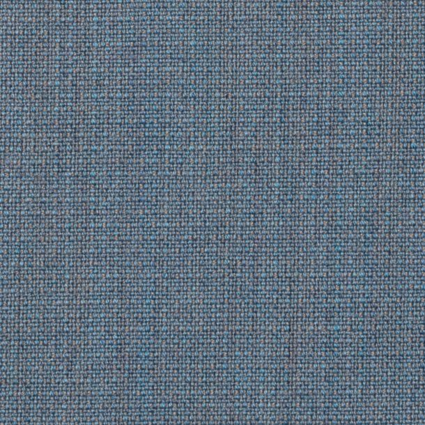 J146 lænestol <br>(Sort eg/Støvet blå)