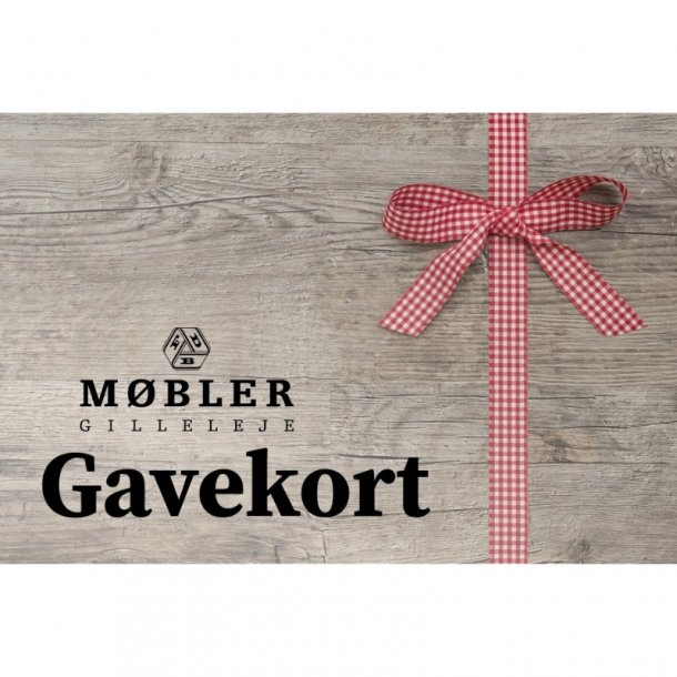 Gavekort FDBdesign