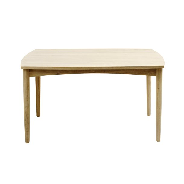 C28 Spisebord 4-8 pers - Sæbebehandlet eg