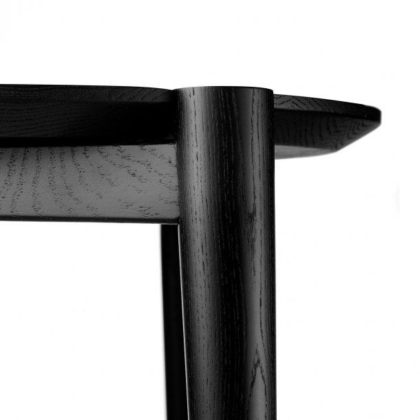 Stine Weigelt sofabord - Søs - Ø55 - Sort